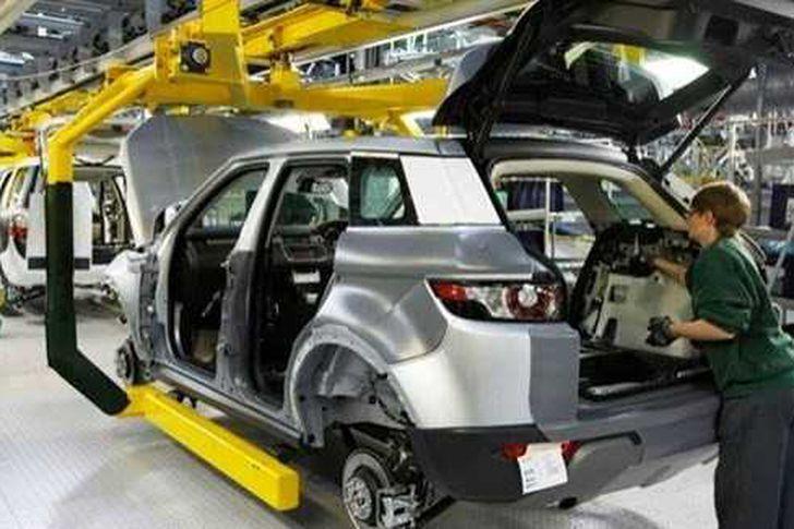 تراجع صناعة السيارات البريطانية بنسبة 2ر18% في أكتوبر