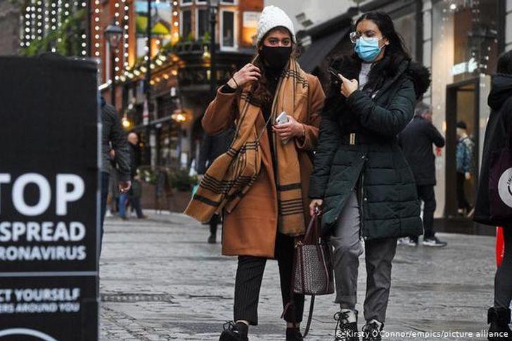 سلالة جديدة من فيروس كورونا في بريطانيا