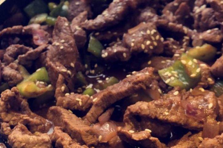 طريقة عمل لحم على الوصفة الصينية