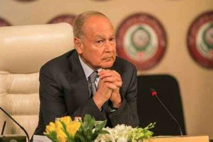 أمين عام جامعة الدول العربية