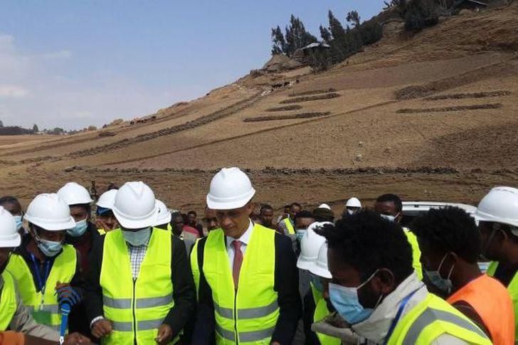 سد جديد في أثيوبيا