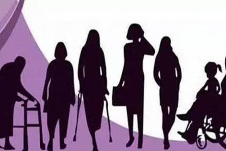 حقوق المراة ذوي الاعاقة