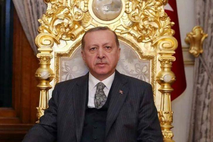 خزائن اردوغان