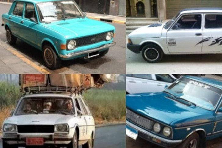 سيارات القديمة- صورة أرشيفية