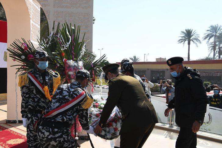 عيد الشرطة في قنا