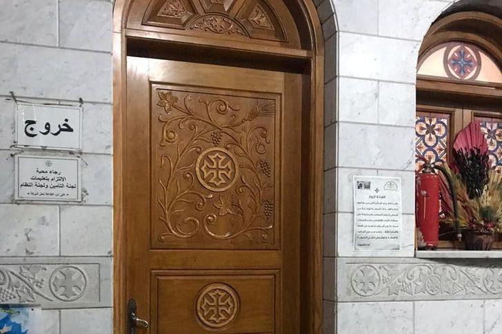 كنائس بورسعيد مغلقة