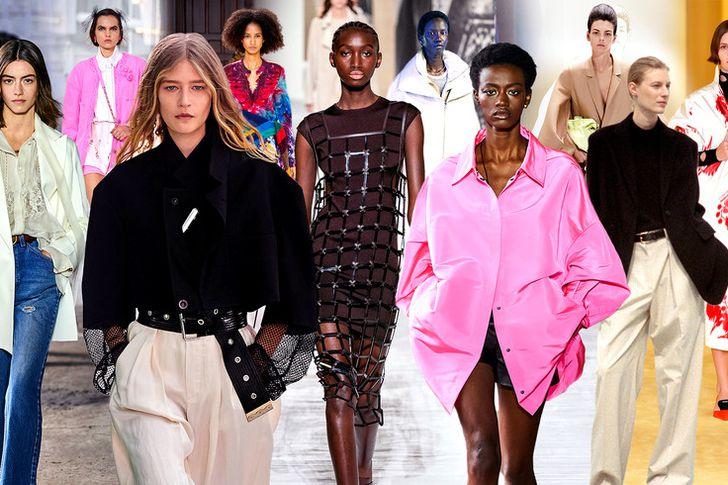 أبرز موضة أزياء ربيع 2021