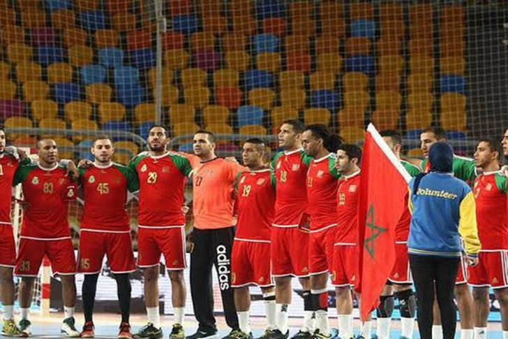 منتخب المغرب لليد