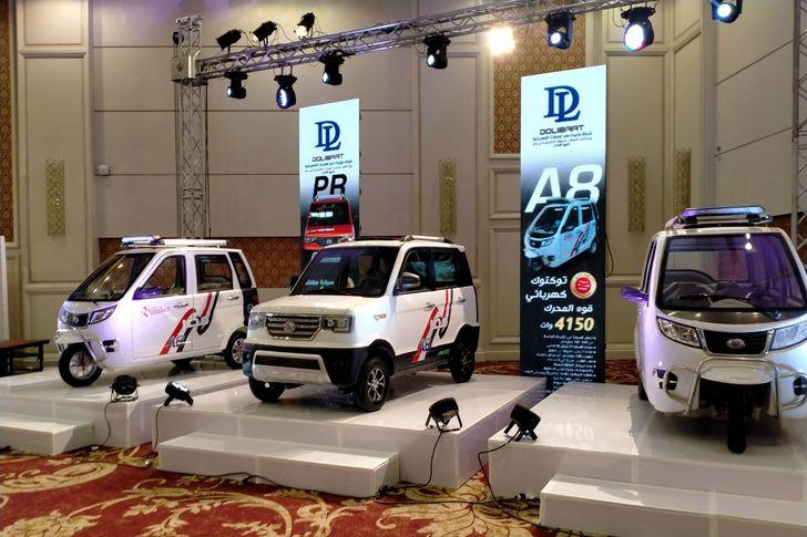 أسعار ومواصفات 3 سيارات كهربائية في مصر