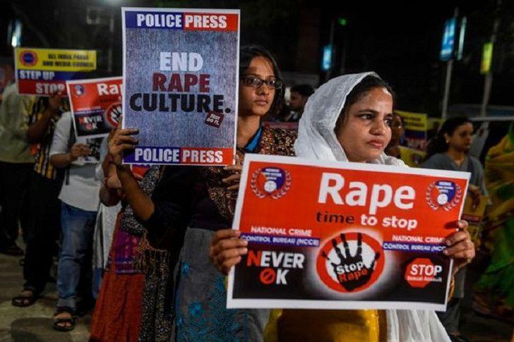 اغتصاب جماعي لطفلة