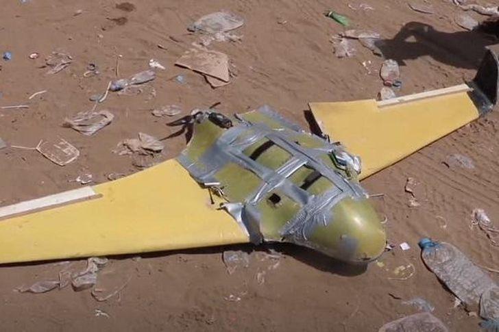 التحالف العربي يعترض طائرة مفخخة