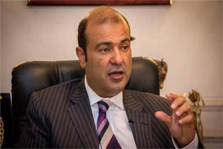 خالد حنفي أمين عام اتحاد الغرف العربية