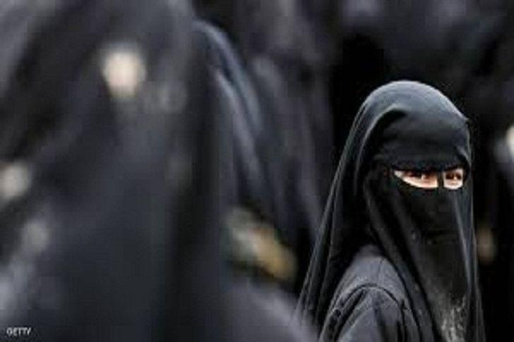 زوجات داعش