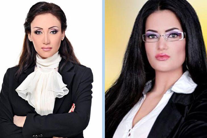 سما المصري وريهام سعيد