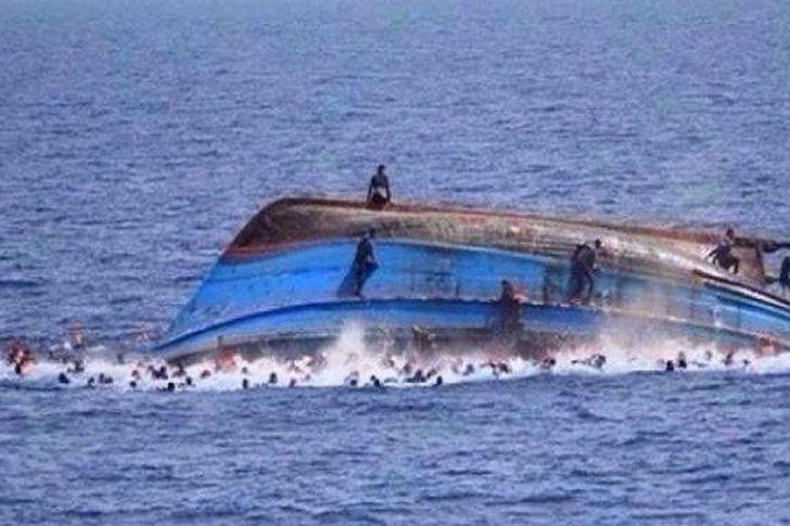 غرق مركب مريوط