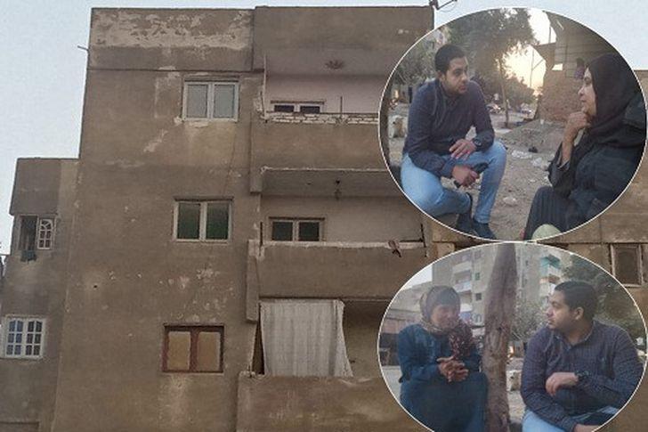 محرر أهل مصر يحاور جيران المتهمين