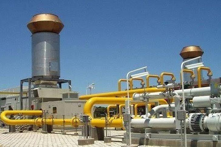 محطة دمياط لاسالة الغاز