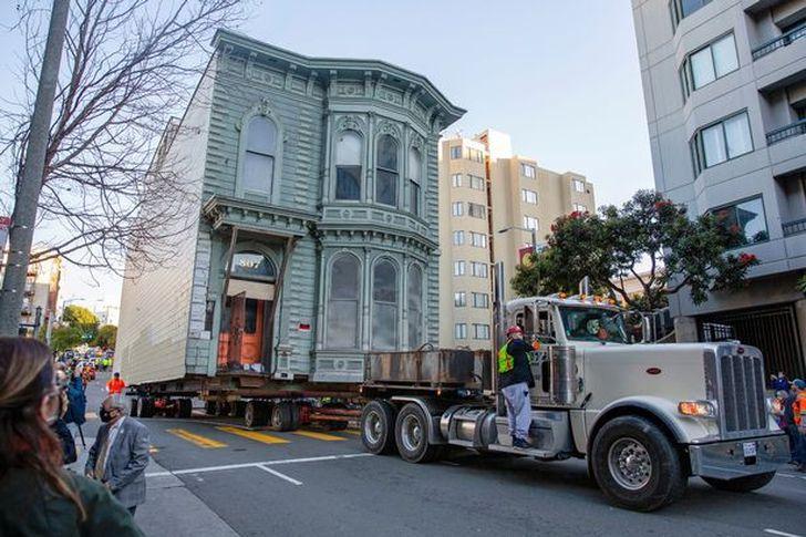 نقل منزل تاريخي