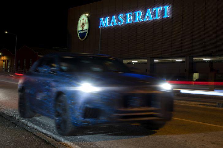 """مازيراتي تكشف عن الصور الأولى لـ""""سيارتها Grecale"""" الرياضية"""