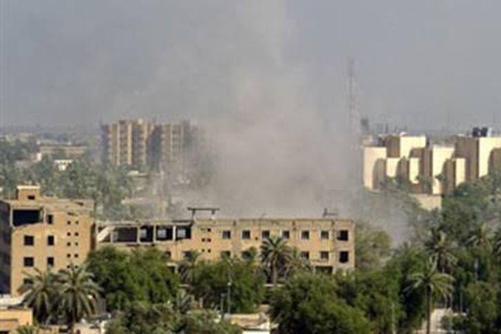 صاروخان يستهدفان المنطقة الخضراء ببغداد