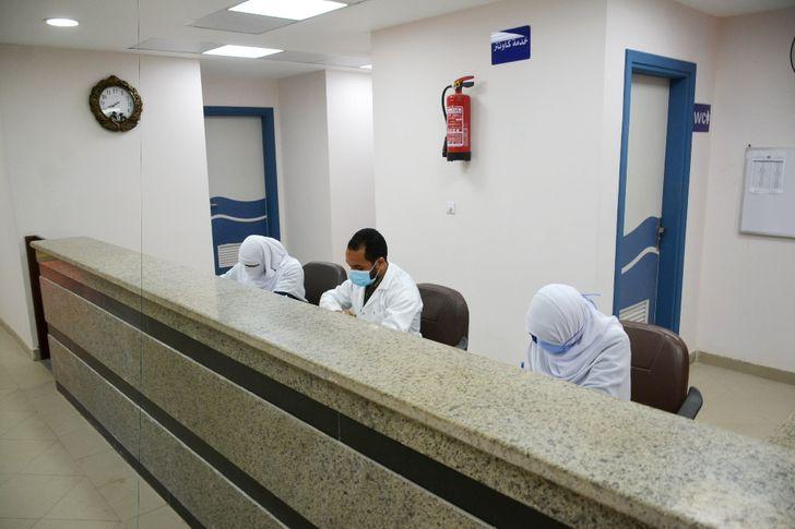 تشغيل قسم علاج الإدمان بمستشفى سوهاج للصحة النفسية