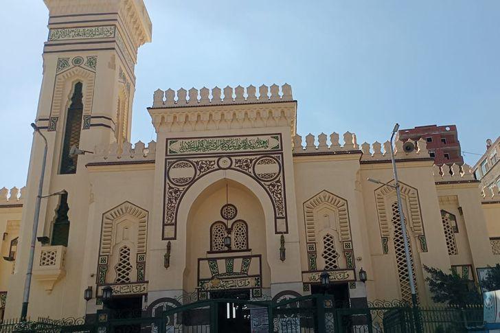 افتتاح مسجد ـ أرشيفية
