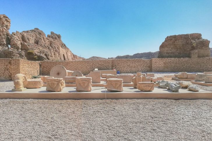 تطوير معبد دندرة