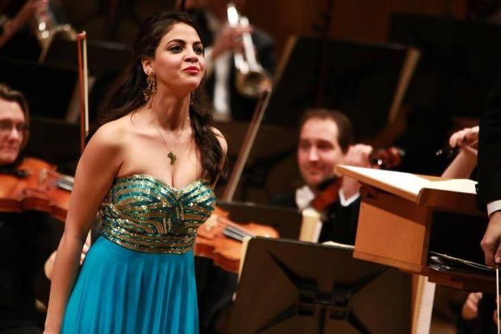 فاطمة سعيد مغنية الأوبرا
