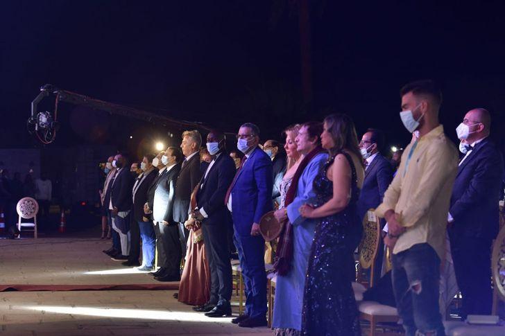 مهرجان الأقصر للسينما الإفريقية 2021 الدور العاشرة