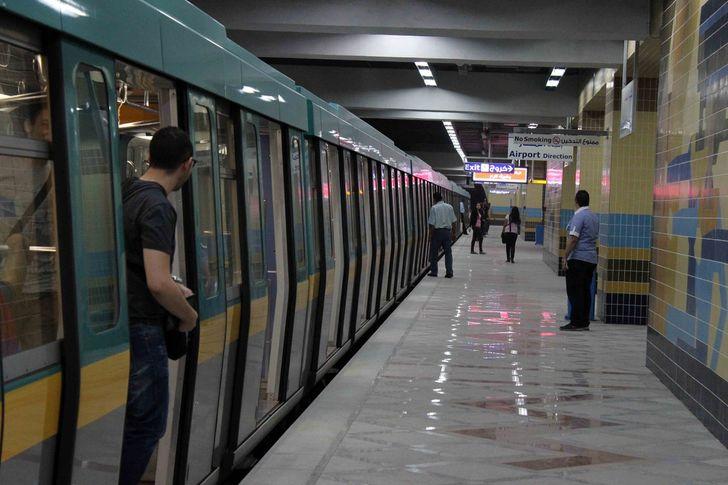 مواعيد عمل مترو الأنفاق في رمضان 2021