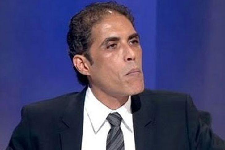 الكاتب الصحفي خالد داوود