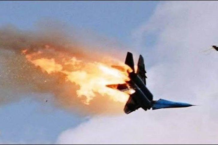 تدمير طائرة مفخخة