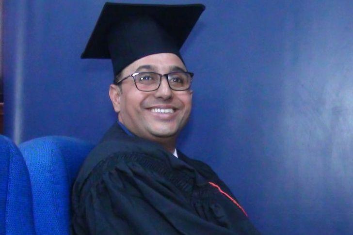 الباحث هيثم محمد صفوت