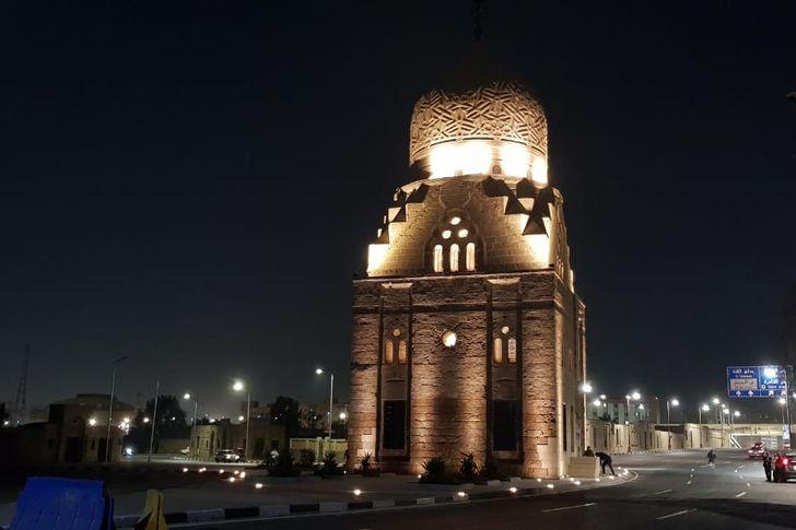 قبة السلطان قانصوه أبو سعيد