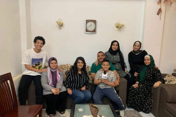 نجوم الكرة ضيوف  برنامج فطار النجوم على قناة صدى البلد٢ تقديم نانسي القاضي في رمضان