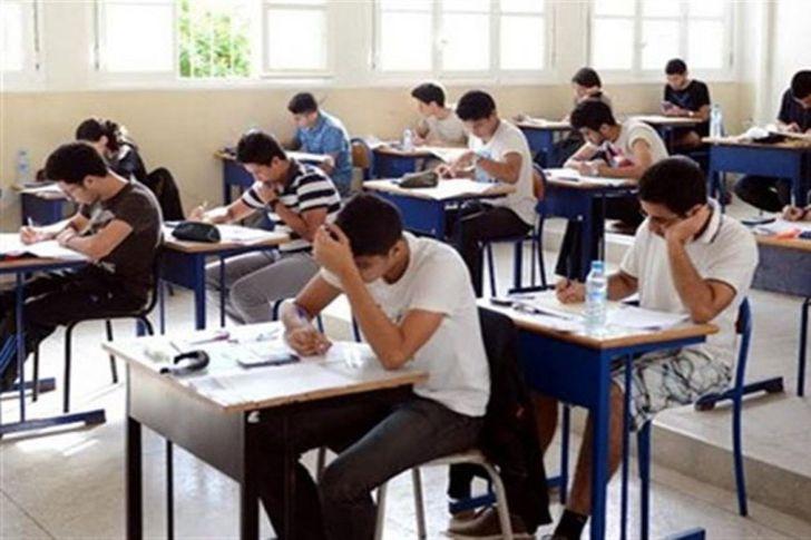 نماذج امتحانات الصف الثاني الأعدادي لشهر أبريل 2021