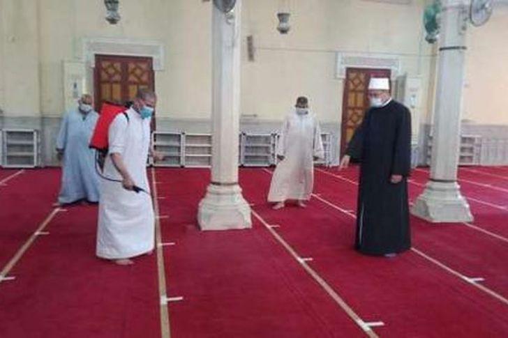 المساجد في رمضان