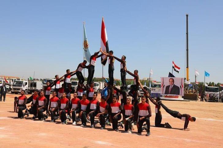 قوات الدفاع الشعبي والعسكري تنظم مشروعاً لإدارة الأزمات والكوارث بمحافظة سوهاج