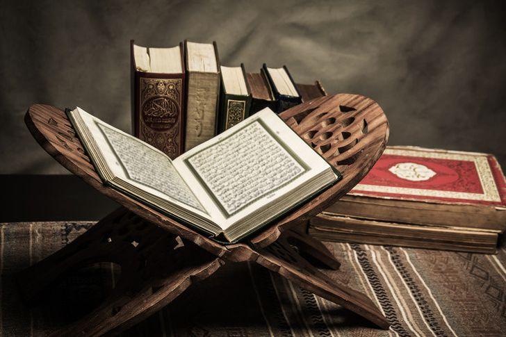 ختم القرأن في رمضان