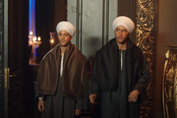 أحمد مالك وأحمد داش
