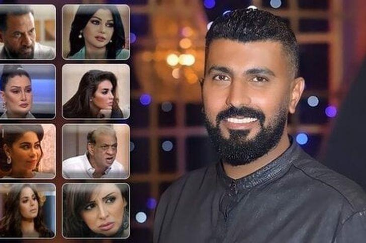 أزمات محمد سامي مع الفنانين