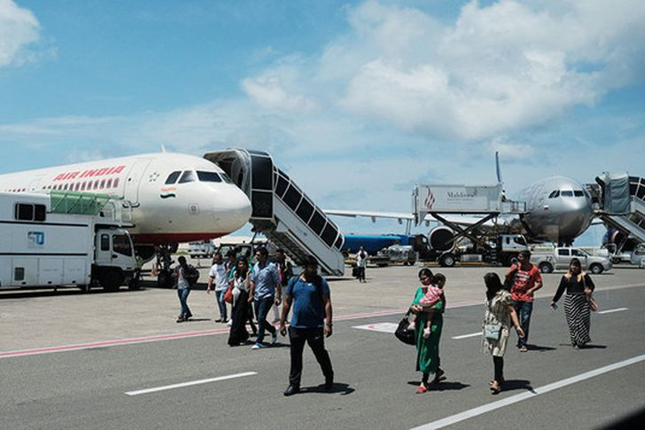 الطيران بالهند
