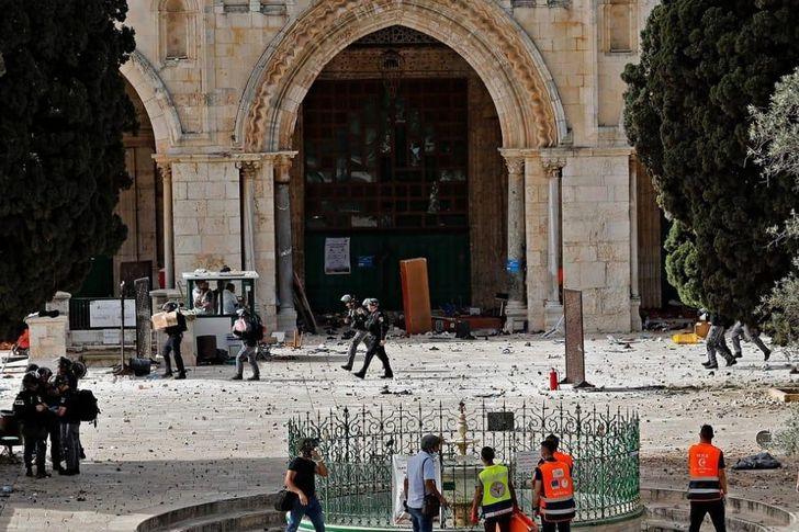 القدس تنتفض