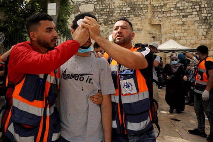 ترندات دعم فلسطين تتصدر تويتر بعد اقتحام الأقصى