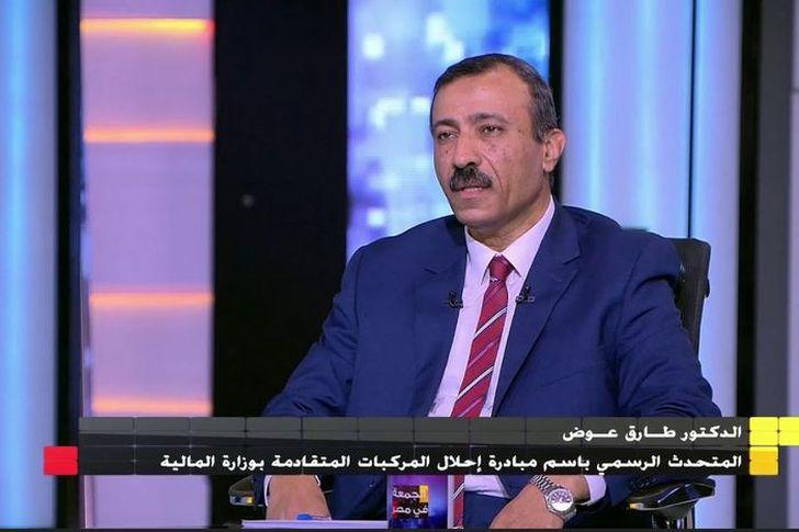 طارق عوض متحدث مبادرة الإحلال