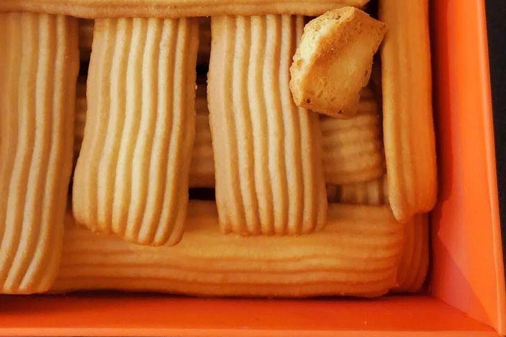طريقة عمل بسكويت العيد المصري بالبرتقال