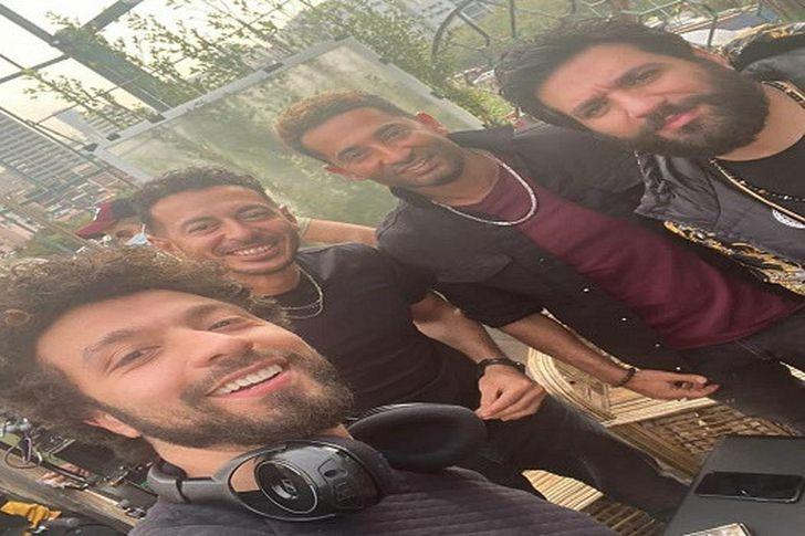 عمرو سعد يوجه الشكر لمخرج ملوك الجدعنة