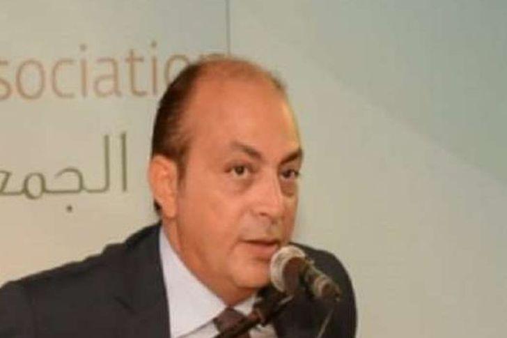 عمرو فايد المدير التنفيذي للجمعية المصرية اللبنانية