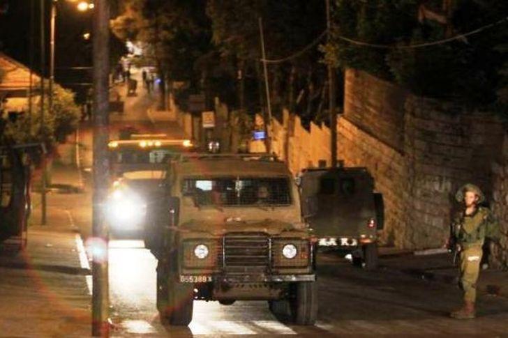 قوات الاحتلال الاسرائيلي