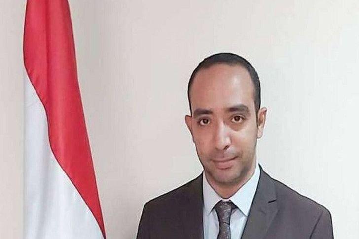 محمد غانم المتحدث باسم وزارة الري